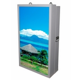 digital display screens, 46 inch, all weather, wall mounted