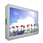 32 inch, sun readable, sun display
